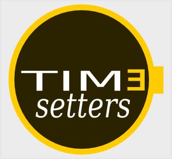 Timesetters logo E6A1